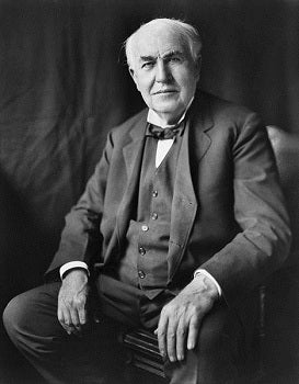 Post image for Unconventional Tactics: What Thomas Edison Can Teach Us About Self-Promotion