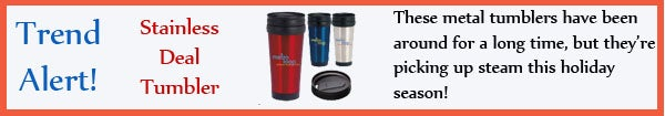 Trend - Stainless Steel Tumbler