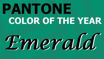 Post image for Meet Emerald: Pantone Color of 2013