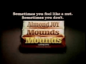 Almond Joy Campaign
