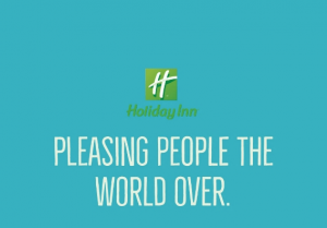 Holiday Inn Campaign