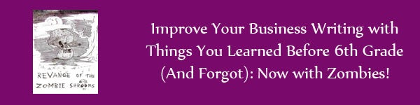 Improve Business Writing
