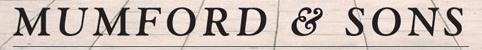 Mumford and Sons Logo