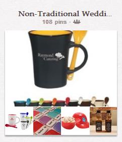 Non-Traditional Wedding Favor Ideas
