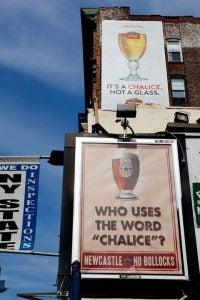 Newcastle Rivals Stella Artois