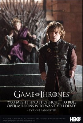 Tyrion Lannister quote GoT FB