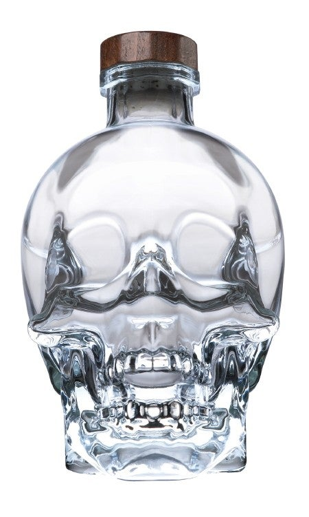 Crystal Head Vodka isn't just a skull shaped bottle, it's an archeological legend.