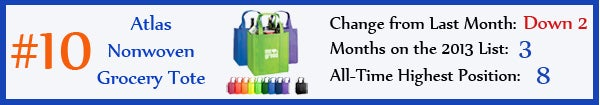 10 - Atlas Nonwoven Grocery Tote - mar13