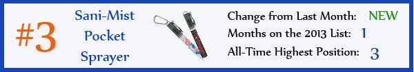 3 - Sani Mist Pocket Sprayers - mar13