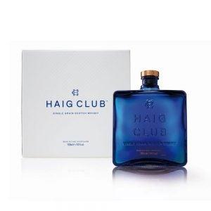 Haig Club Scotch