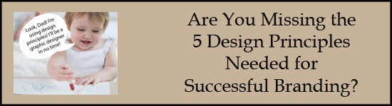 design principles branding