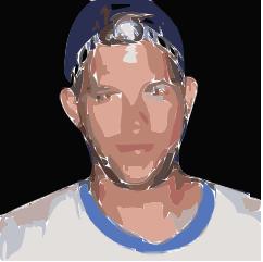 Todd as vector art