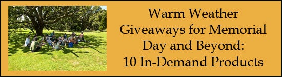 warm-weather-giveaways