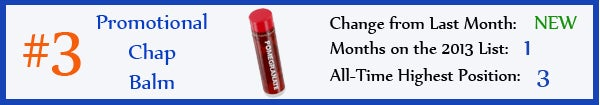 3 - Pomegranate Lip Balm - apr13