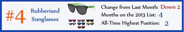 4 - Rubberized Sunglasses - apr13