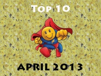 Post image for Best-Selling Promotional Items of April 2013
