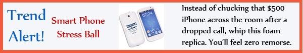 Trend - Smart Phone Stress Ball - apr13