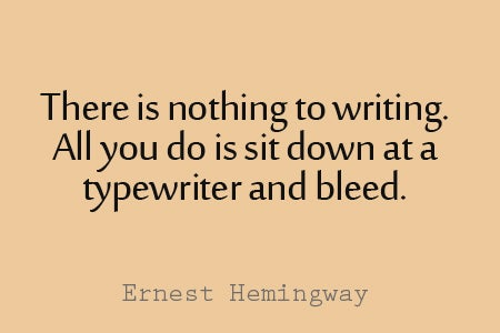 there-is-nothing-to-writing