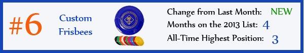 6 - Custom Frisbees - may13