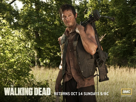 Sorry, Daryl Dixon. Not even your badassery could save the show for me the first time around. But I got better!