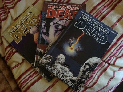 The Walking Dead comics bring more excitement for fans.