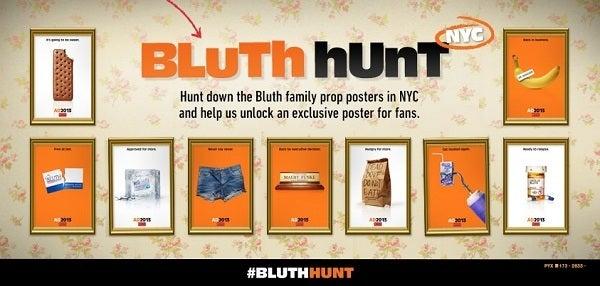bluth hunt