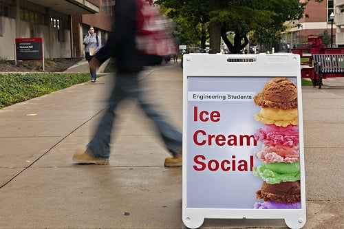 Ohio State Ice Cream Social