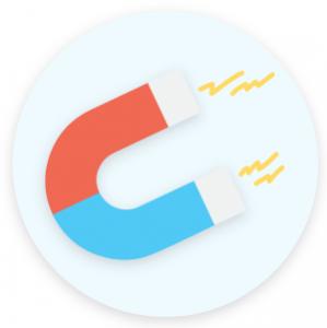 Magnet graphic