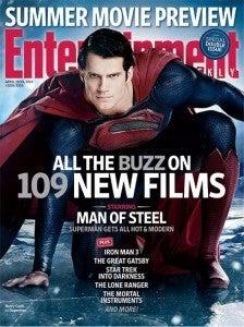 Man of Steel, Print ad