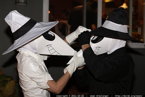 spy vs spy costumes