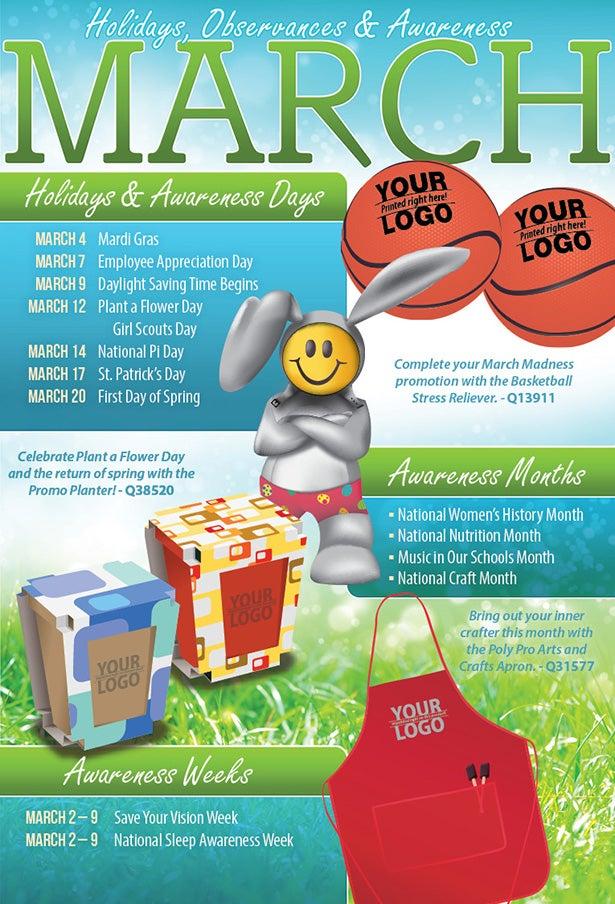 holidays observances awareness dates just b cause
