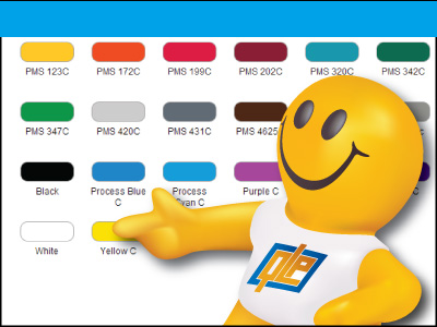 color options for sample