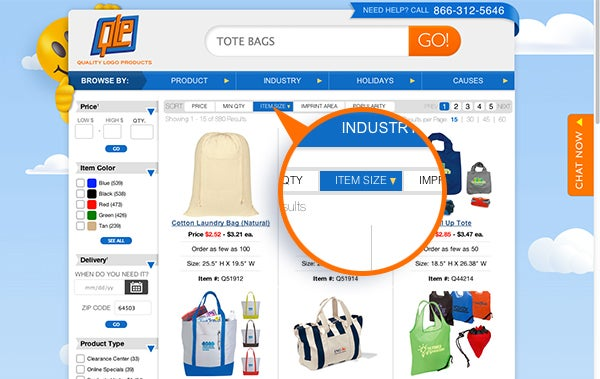 WebFeatures-SearchBy-Bags2-ItemSize