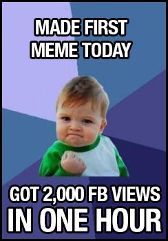 SuccessKid 7 things marketers should know about memes (the ultimate meme faq)