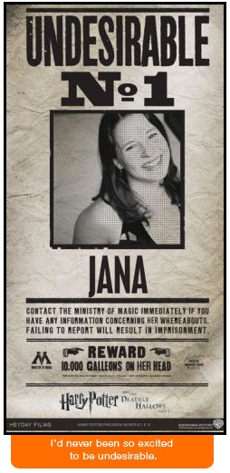 Undesirable-Jana