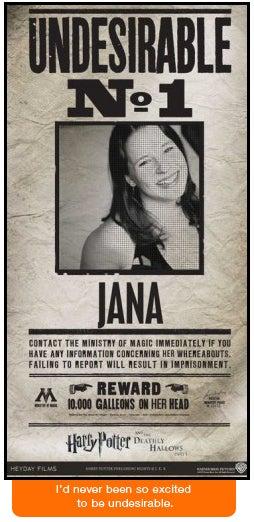 Undesirable-Jana