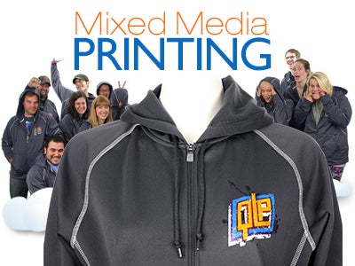mixed media printing header image