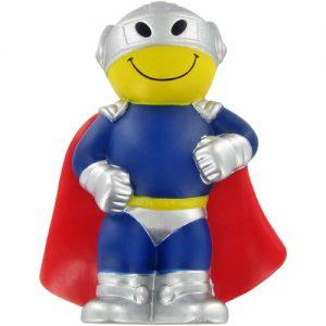 Superhero Bubba saves the day!