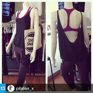 Pilates X Studio Shop Small Tote