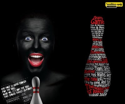 bowling ad
