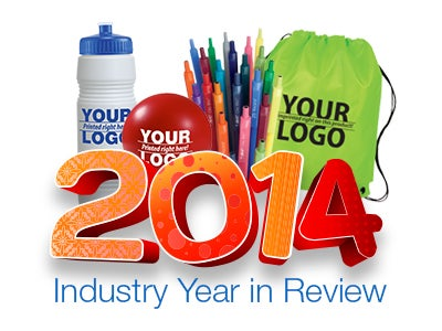 2014 Promotional Product Trends, Year in Review, Forecast for 2015
