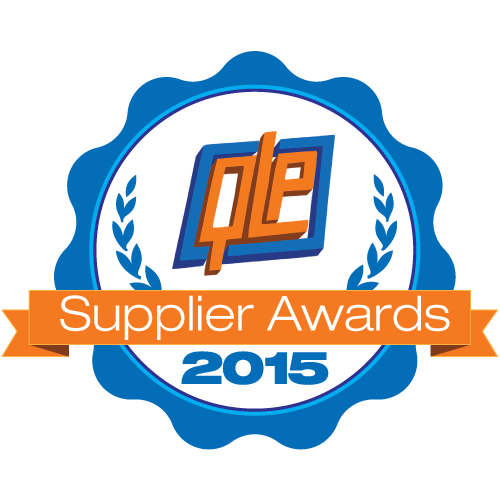 QLP Supplier Award Logo