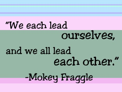 Mokey Fraggle Quote
