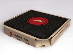 rebranded pizza hut box