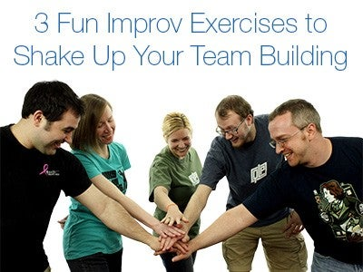 Improv Exercises for Team Building