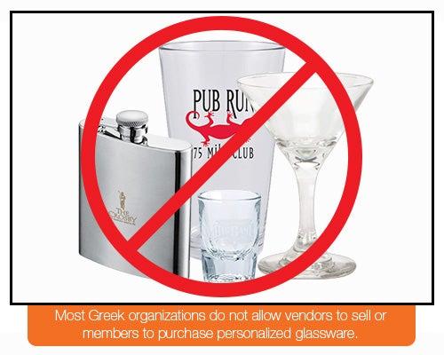no-glassware