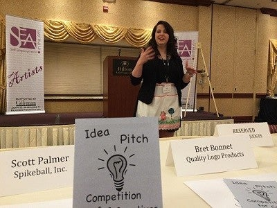 SEA Idea Pitch Competition for Creatives