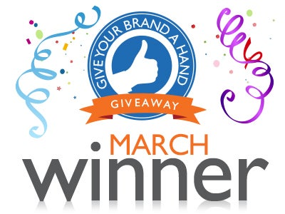 Give-Brand-Hand-Winner-March
