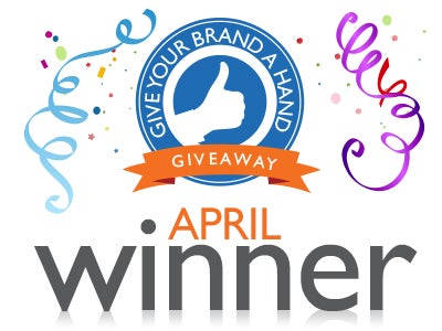 Give-Brand-Hand-Winner-April