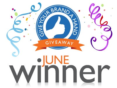 Give-Brand-Hand-Winner-June